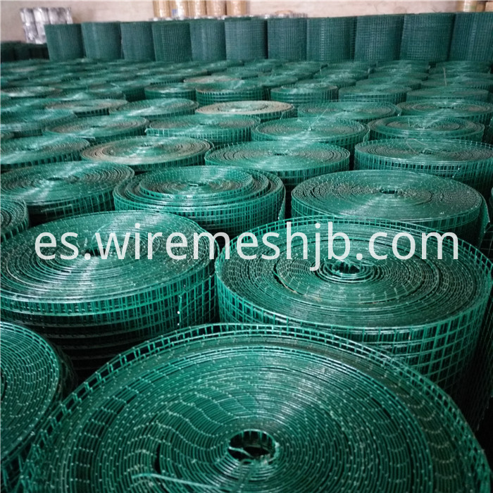Green Welded Mesh