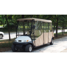 Rain Hood 8 Passenger Electric Golf Cart Made by Excar