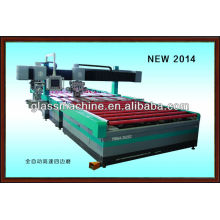 YMA4-3625C Horizontal Glass Four Sides Edger Chamfering Machine