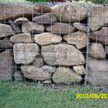 4.0mm Galvanized Welded Gabion Box