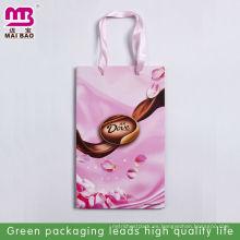 Paquete docena de moda de lujo con mango de cinta para embalaje de joyas