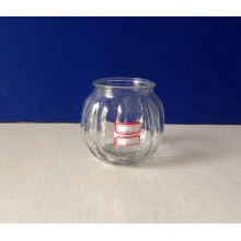 200ml Pumpkin Shape Glass Candle Jar Candle Holder