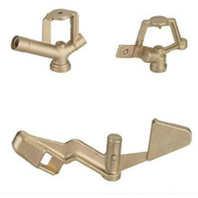 Customized High Precision Copper Die Casting Parts