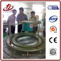 Bulk silo truck gravity aeration inflation ventilate hose