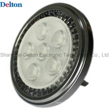 6W lumière en aluminium acrylique allumé (DT-SD-018)