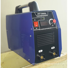 Máquina de soldadura de alta calidad MMA Arc200gl