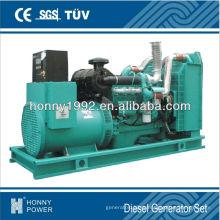 Conjunto gerador a diesel de 250 kVA