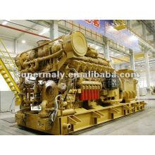 600-1000kw natural gas generator
