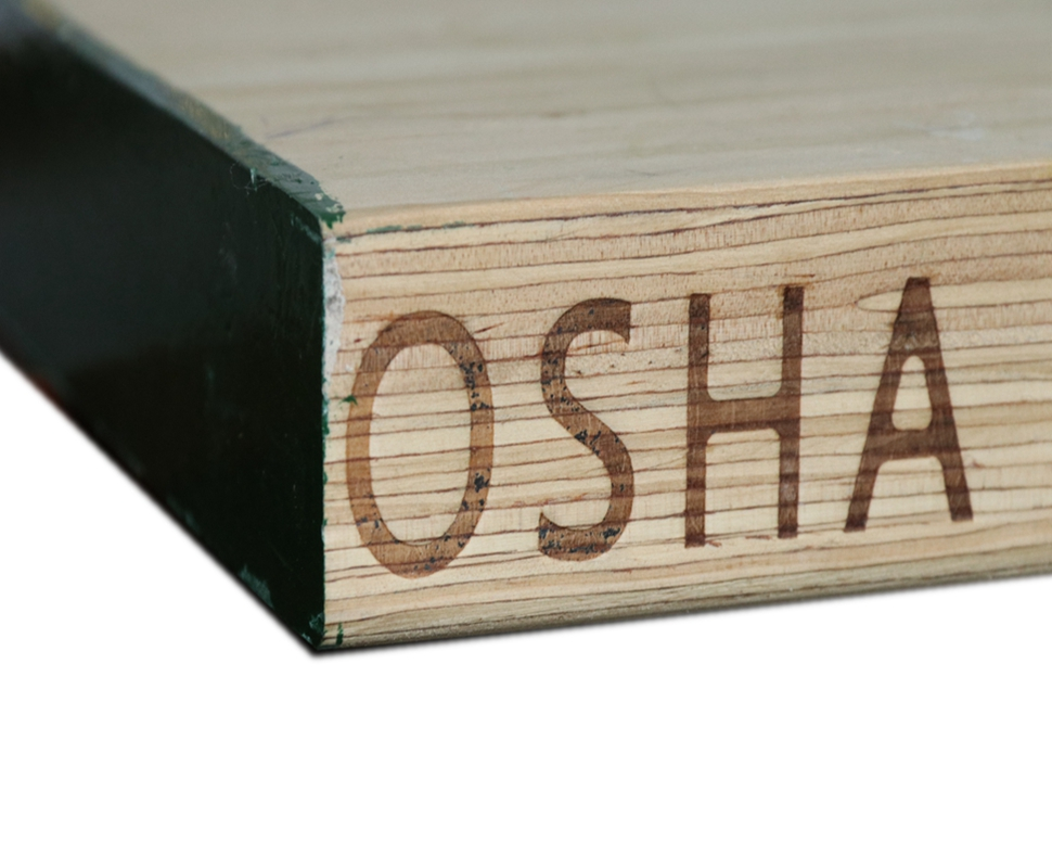 OSHA Pine LVL Scaffold Wood Boards