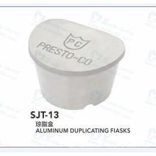 Aluminum Duplicating Flasks (SJT13)