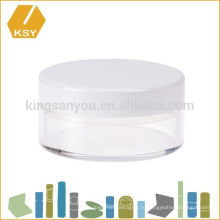 Косметической упаковки пустой компактный контейнер порошка крем