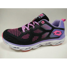 4 Colors Customized Women Light Weight Running Shoes