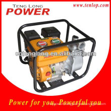 Single phase electric water pump with pressure tank