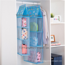 Manufacturer custom wallet rack storage wall hanging storage bag