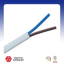 Câble électrique RVV électrique isolé par PVC de 300 / 500V