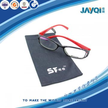 Black Sunglasses Microfiber Drawstring Case