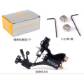 Solong M659 Electric Rotary Tattoo Machines Permanent makeup tattoo machine gun With Needles