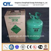 Gás refrigerante misturado de alta pureza e alta qualidade de refrigerante R22