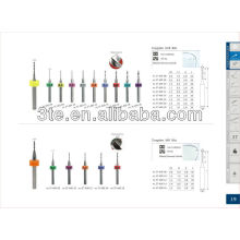 optical Solid carbide drill