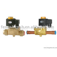 NSV solenoid valves pistons