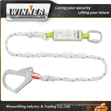 Fall Protect Arrest Falling Arresting Woven Lanyard