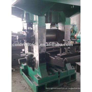 Kaltwalzwerk für Stahlbänder, Kohlenstoffstahl / Edelstahl / Aluminium