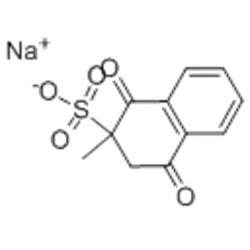 Menadione sodium bisulfite CAS 130-37-0