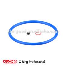 Sellos de aceite de goma de alta flexibilidad de los anillos azules de la manera
