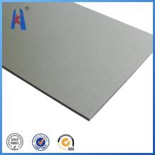 Matériau du panneau intérieur / extérieur Panneau composite en aluminium