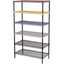 popular metal wire storage shelves/ wire shelving storage /wire storage cabinets
