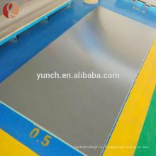 Лист ASTM B760 П1 2мм вольфрам