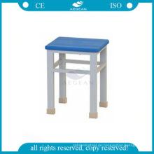 AG-NS003 Economic Farbe Option Krankenschwester Sitze Stuhl Krankenhaus rechteckige kleine Stühle