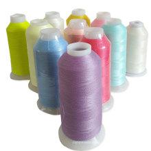 Luminescent Silk And Thread Photoluminescent Yarn