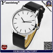 Yxl-686 2015 Custom Brand Watch Horse Watch Japan Movt Quartz Watch Stainless Steel Back Watch