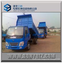 2t 3t Kama 4X2 Mini Dump Truck