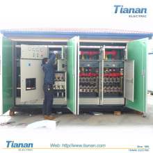 22kV High Voltage Compact SF6 Gas-Insulated Switchgear, RMU