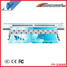Imprimante jet d'encre à solvants Fy-3266r avec tête d'impression Seiko Spt1020 / 35pl