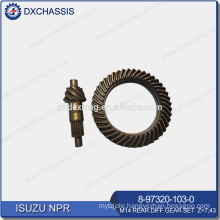 Genuine NPR Rear Diff Gear Set Z=7:43 8-97320-103-0