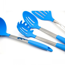 Food Grade Silicone Kitchen Utensil Sets