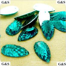 acrylic horn beads, acrylic beads