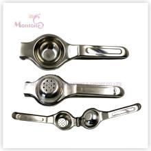 7*21cmcm Kitchen Tools Stainless Steel Manual Orange/Fruit/Lemon Juicer