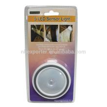 BT-4662 3 * AAA Batterie Alimentation 5 LED Sensor Motion Light