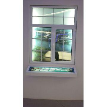 Perfis de alumínio para janelas