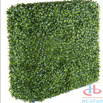 Partihandel Artificiell Gras Panel Artificiell Syntetisk Hedge