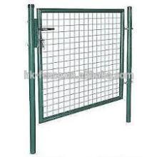 avec serrure à une seule feuille de fil de clôture