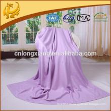 Têxteis do lar cobertor de lã de seda grossa