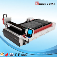 [Glorystar] Cortador a laser de tubo de aço inoxidável