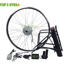 Kit de moteur électrique à grande vitesse de la maison 250w de vélo électrique