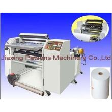 Rollo del papel de la caja registradora del proveedor de China que rebana la máquina rebobinadora