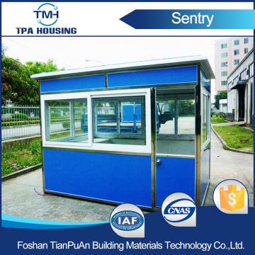 custom size steel building prefab sentry instant mobile house
